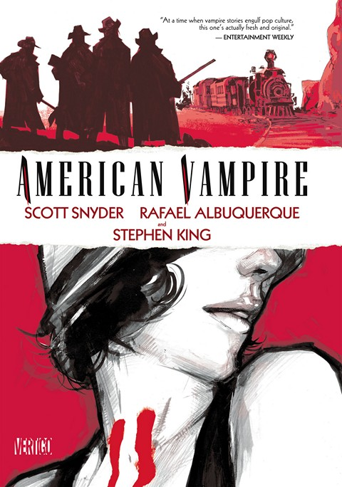 American Vampire Vol  001 – 005 Free Download
