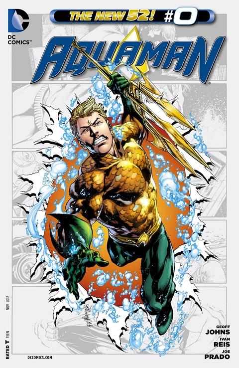 Aquaman 000 – 033 Plus Annual Free Download