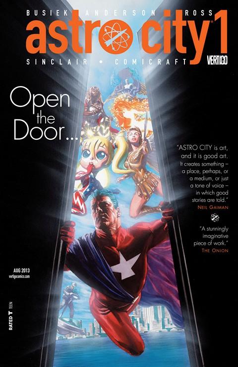 Astro City 001 – 018 Free Download