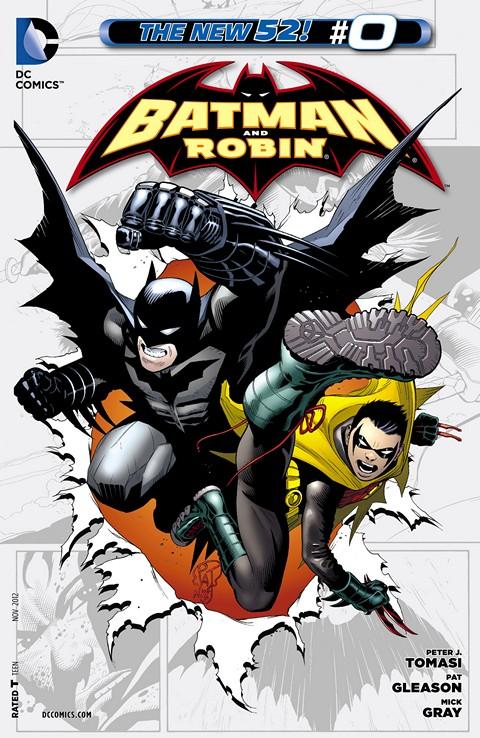 Batman and Robin 000 – 033 Free Download