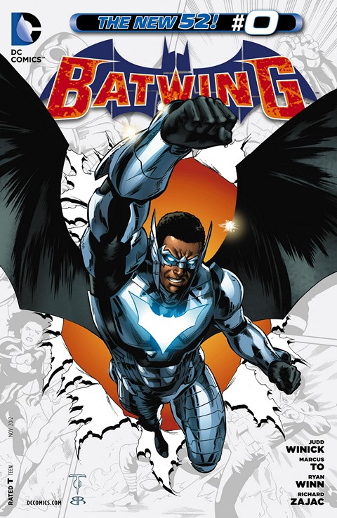 Batwing 000 – 034 Free Download