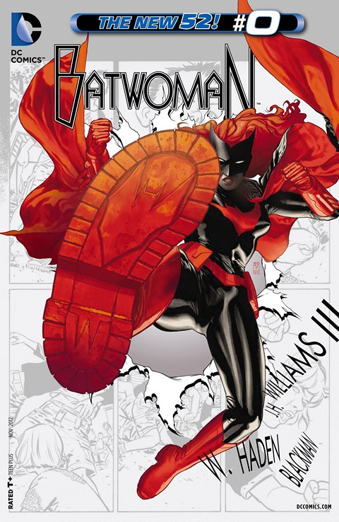 Batwoman 000 – 037 Plus Annual Free Download