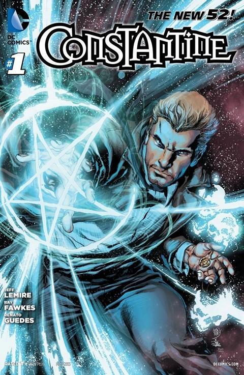 Constantine #1 – 20 (2013-2015)