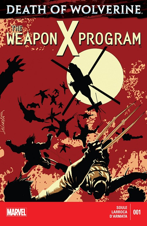 Death of Wolverine – The Weapon X Program 001 – 004 Free Download