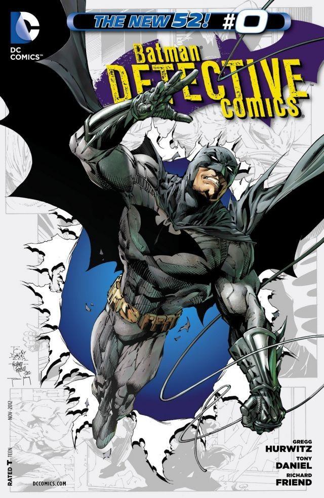 Detective Comics Vol. 2 #0 – 52 + Annuals (2011-2016)