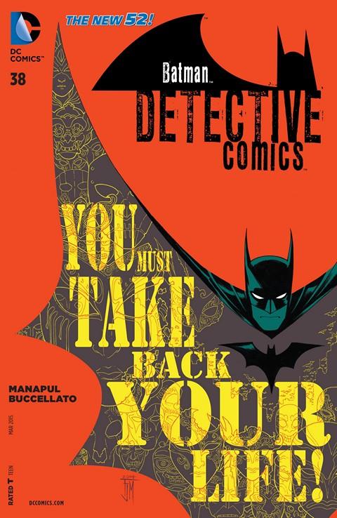 Detective Comics #038 Free Download