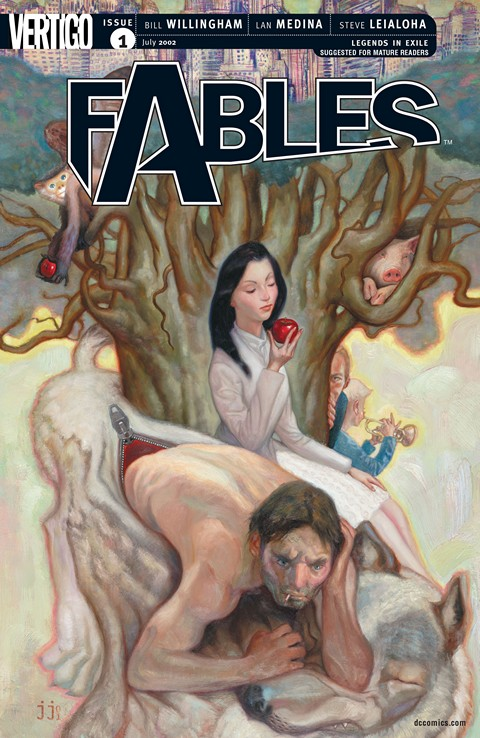 Fables 001-020 Free Download