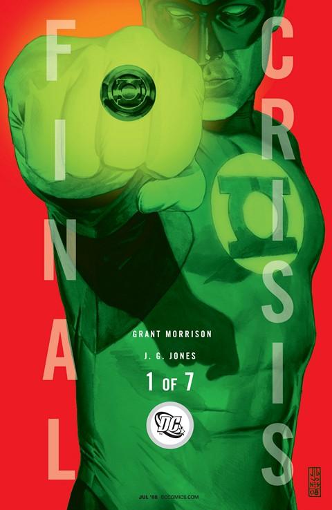 Final Crisis 001-007 Free Download