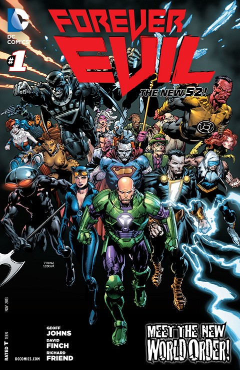 Forever Evil 001-007 Free Download