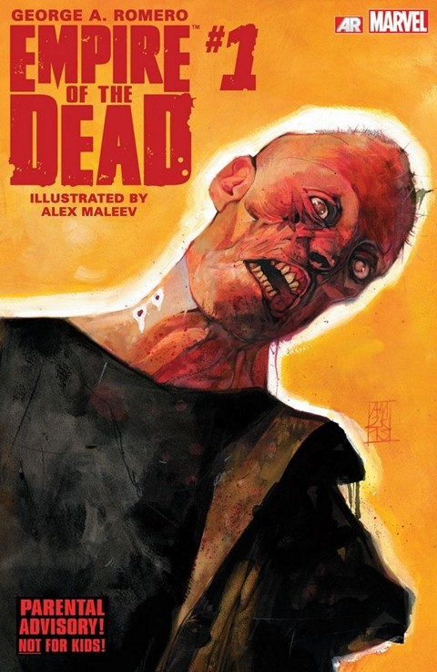 George Romero's Empire Of The Dead Act One 001 – 005 Free Download