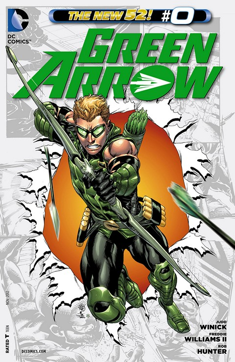 Green Arrow #0 – 52