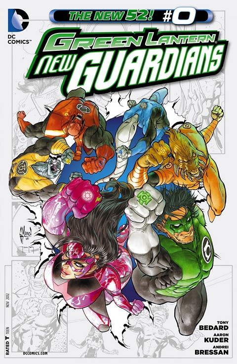 Green Lantern – New Guardians 000 – 37 Plus Annual Free Download