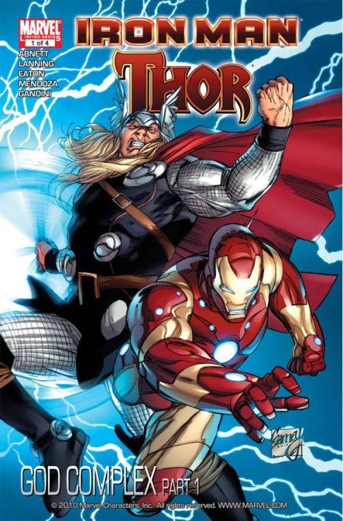Iron Man – Thor 001 – 004 Free Download