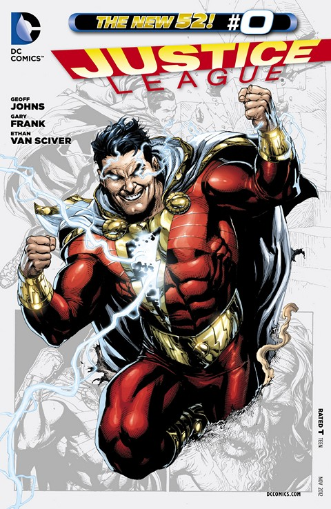 Justice League #0 – 50
