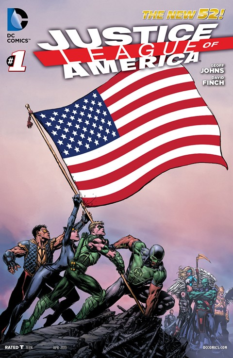 Justice League of America 001-014 Free Download