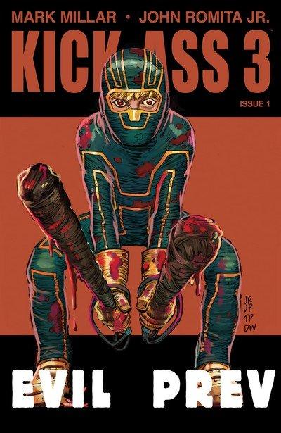 Kick-Ass 3 #1 – 8 (2013-2014)