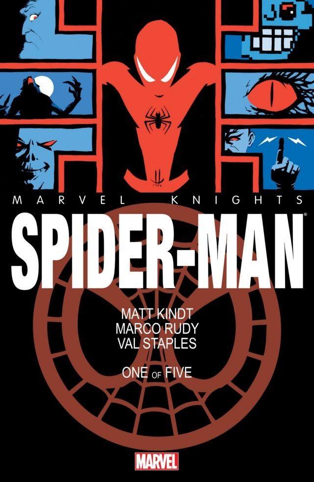 Marvel Knights Spider-man 001 – 005 Free Download