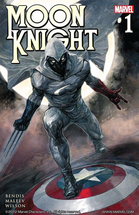 Moon Knight 001 – 012 Free Download