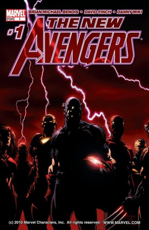 New Avengers 001 – 028 Plus Annual Free Download
