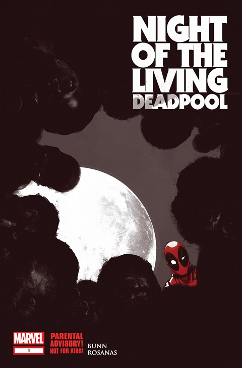 Night of the Living Deadpool 001 Free Download
