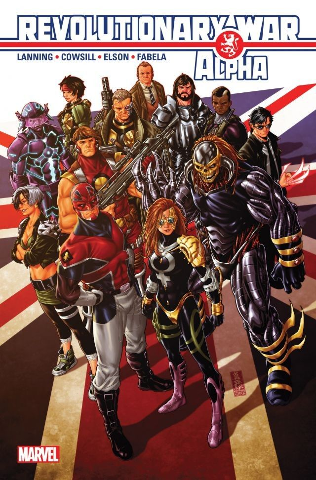 Revolutionary War – Alpha 01 Free Download