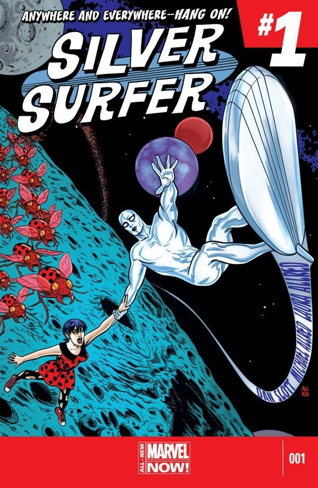 Silver Surfer 001 – 007 Free Download