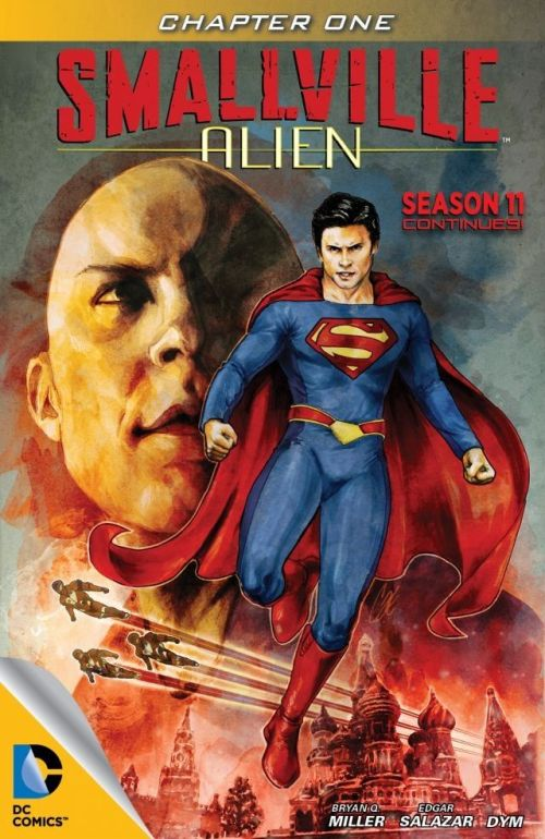 Smallville – Alien 001-014 Free Download