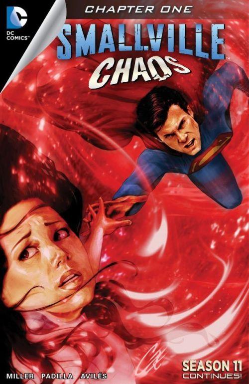 Smallville – Chaos #1 – 12 (2014)