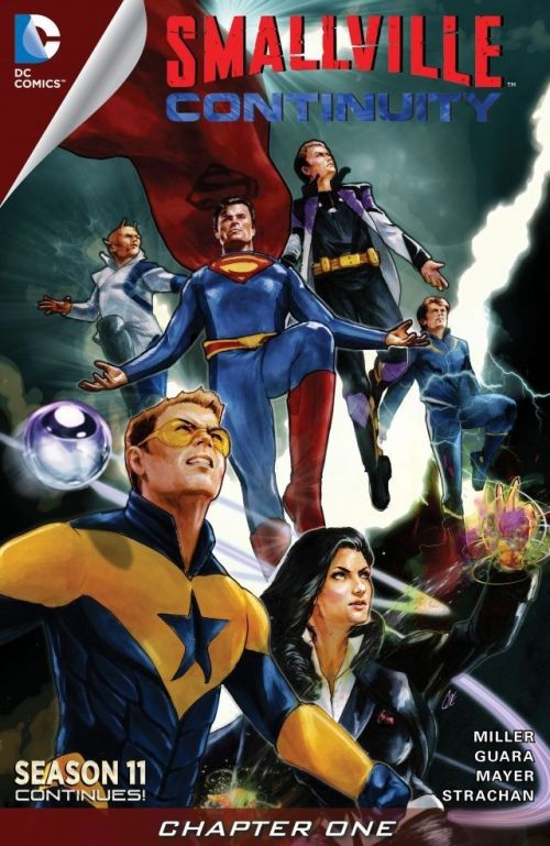 Smallville – Continuity 001-012 Free Download