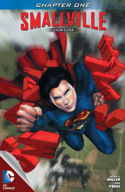 Smallville – Season 11 #1 – 69 + Tie Ins (2012-2014)