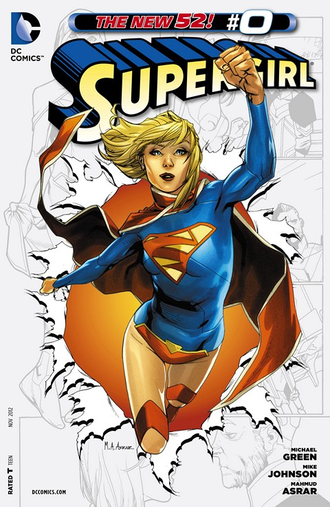 Supergirl 000- 037 Free Download