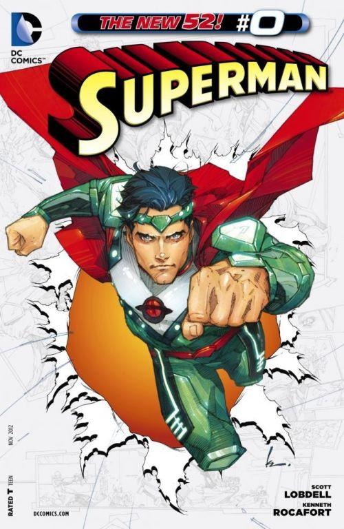 Superman #0 – 51 + TPB + Extras (2011-2016)