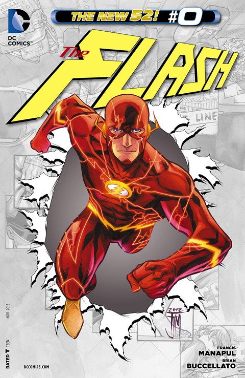 The Flash 000 – 037 Plus Annual Free Download