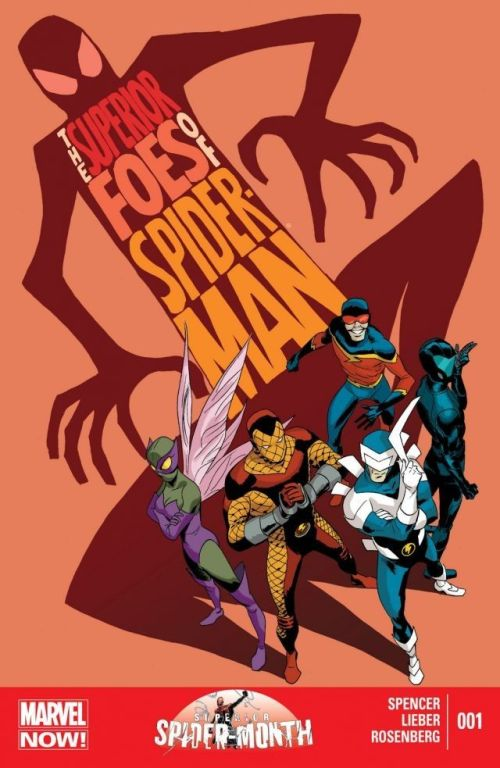 The Superior Foes of Spider-Man 001 – 017 Free Download