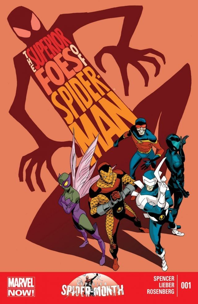 The Superior Foes of Spider-Man #1 – 17 (2013-2015)
