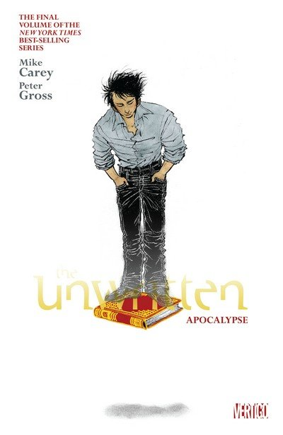 The Unwritten Vol 1 – 11 (2010 – 2015)