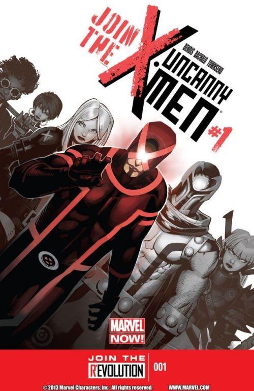 Uncanny X-Men #1 – 25 + Special (2013-2014)
