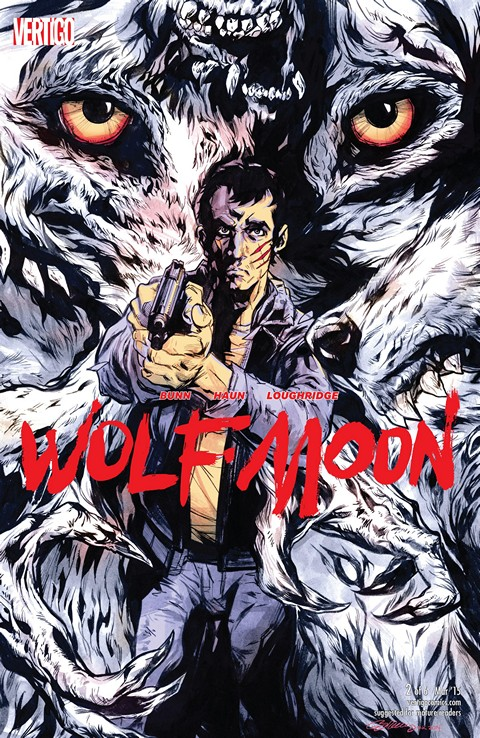 Wolf Moon #001-002 Free Download