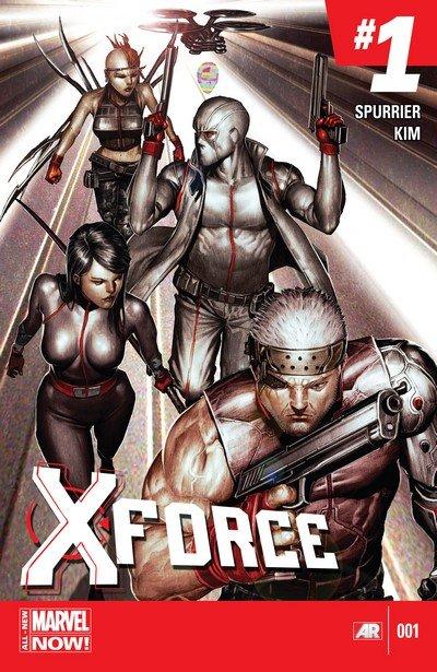 X-Force Vol. 4 #1 – 15 (2014-2015)