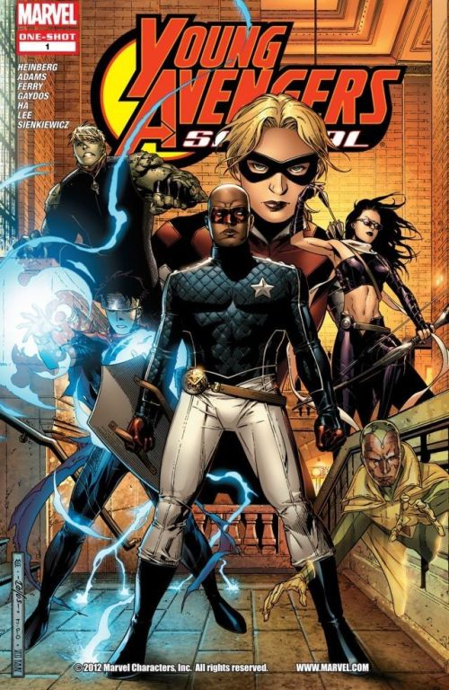 Young Avengers 001 – 015 Free Download