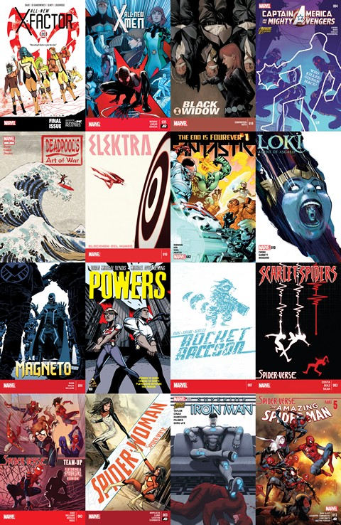 2015.01.21 Marvel NOW Free Download