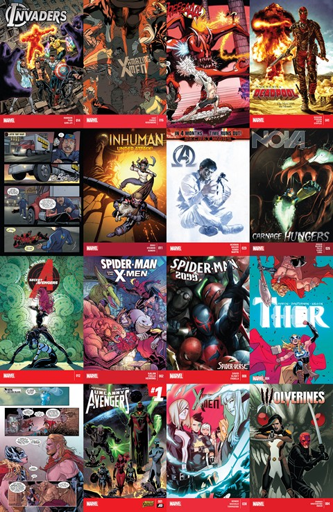 2015.02.28 Marvel NOW Free Download
