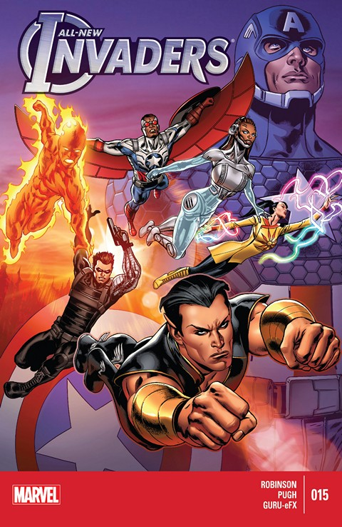 All-New Invaders #15 Free Download