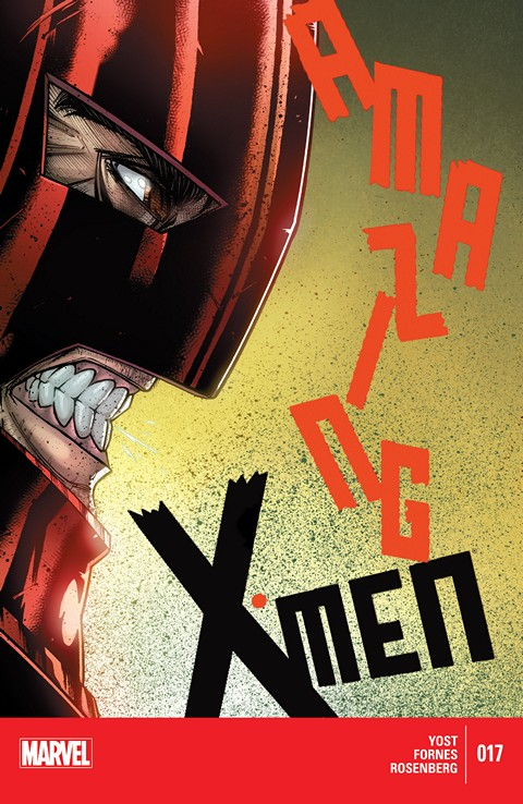 Amazing X-Men #17 Free Download