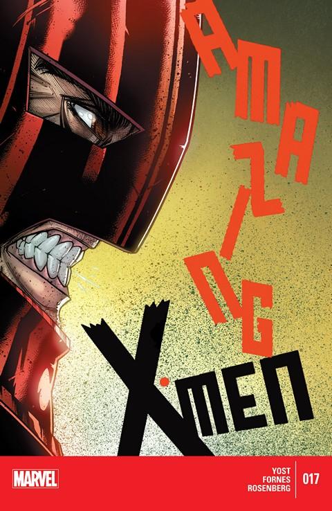 Amazing X-Men #17 Free Download
