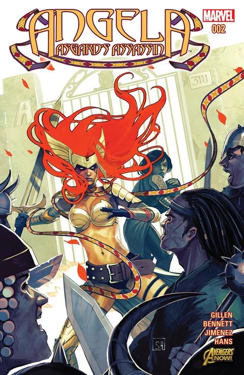 Angela – Asgard's Assassin #001-002 Free Download