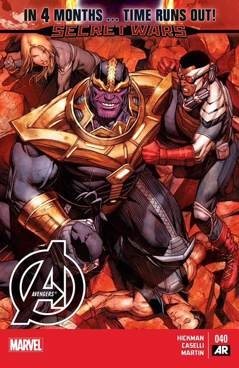 Avengers #040 Free Download