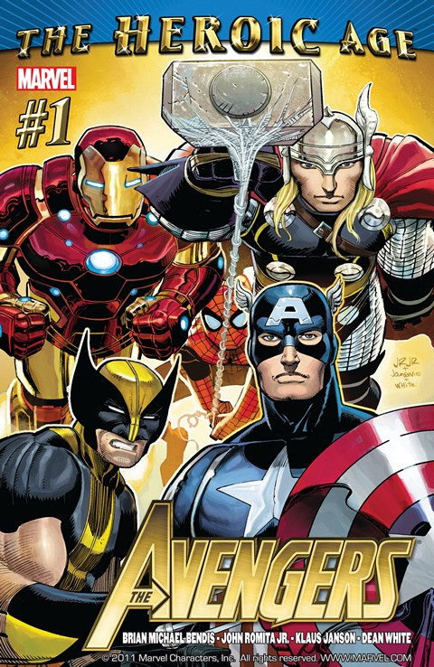 Avengers Volume 4 #001 – 034 + Annual Free Download