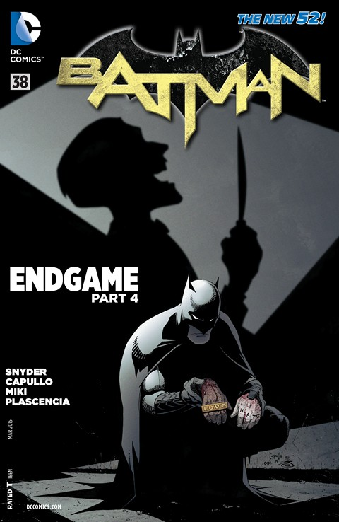 Batman #038 Free Download
