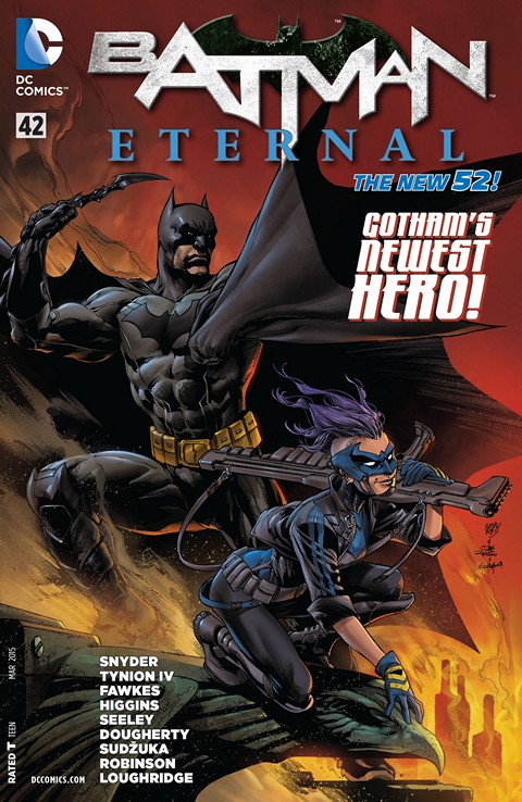 Batman Eternal #042 Free Download